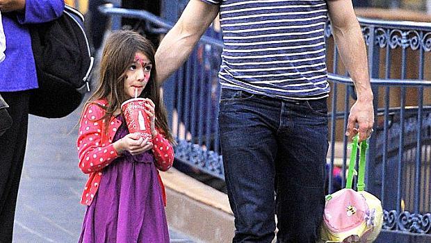 Том Круз не е виждал дъщеря си повече от 2 години