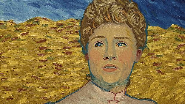 Сърша Ронан е музата на Ван Гог в рисуван филм за художника