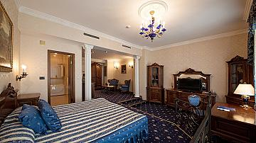 Свети Валентин в Гранд Хотел Лондон, Варна