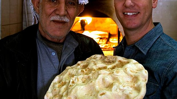 Рудолф ван Веен - гурме-пътешественик или майстор-готвач