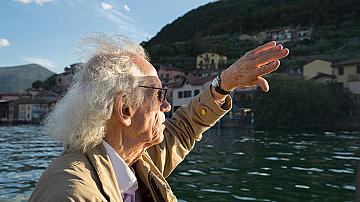 """Проектът на Кристо """"The Floating Piers"""" в Италия"""