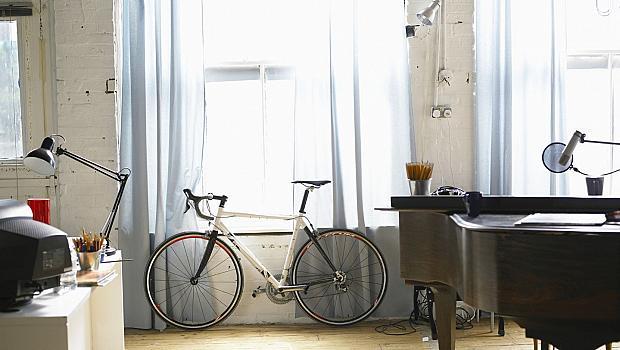 Декорирайте с колело