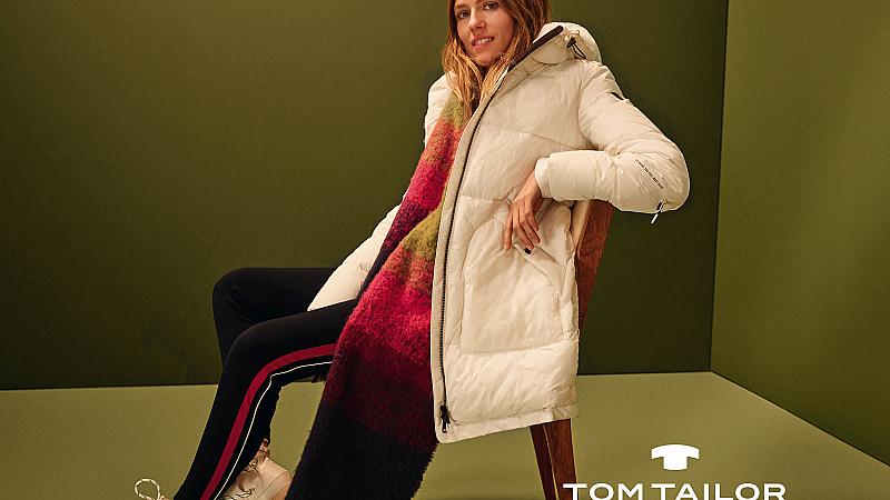 Избери зимния си моден съюзник и СПЕЧЕЛИ ново зимно яке TOM TAILOR!