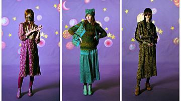 От кой филм е вдъхновена новата колекция есен-зима 2021/2022 на Anna Sui?
