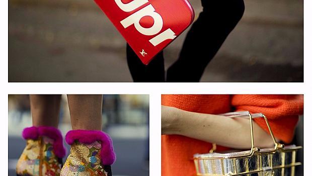 Аксесоарите, които привлякоха вниманието ни по улиците на Милано