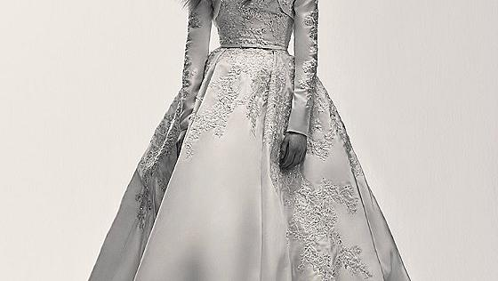 Булченските рокли на ELIE SAAB