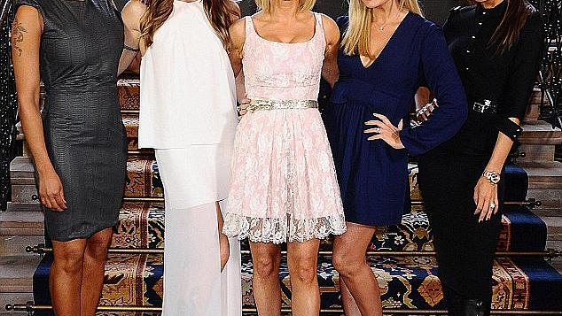 Виктория Бекъм скара момичетата от Spice Girls