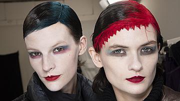 Най-впечатляващите бюти визии от Седмицата на модата в Париж
