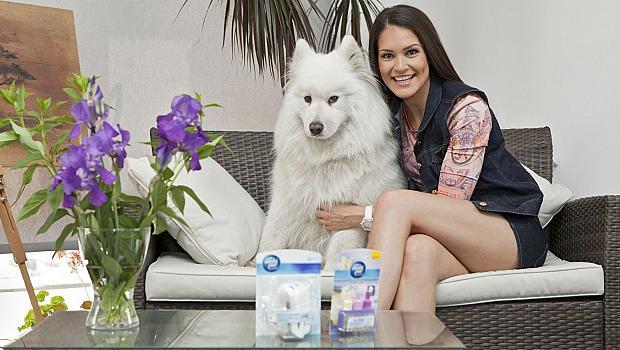 Веси Бонева: Животните ми дават чиста енергия!