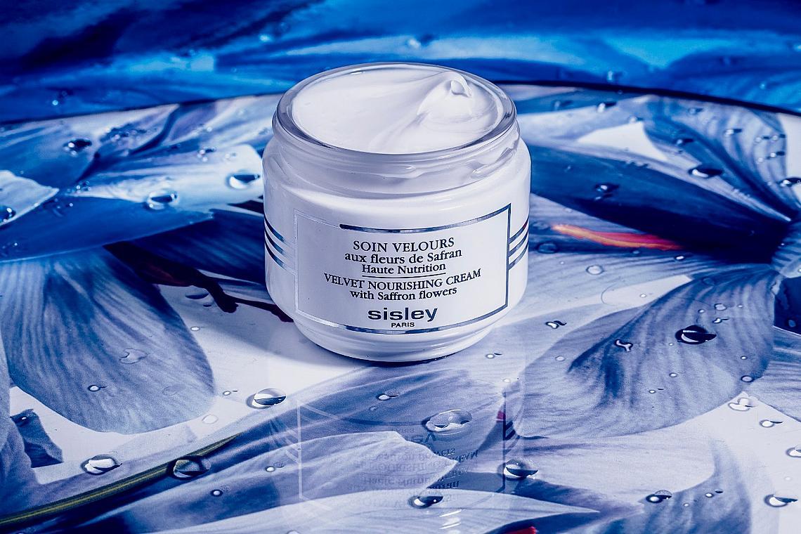 Подхранващ крем за суха кожа Velvet Nourishing Cream на SISLEY