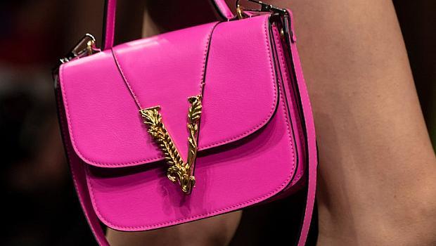 Чантите-бижута от модния подиум на Милано