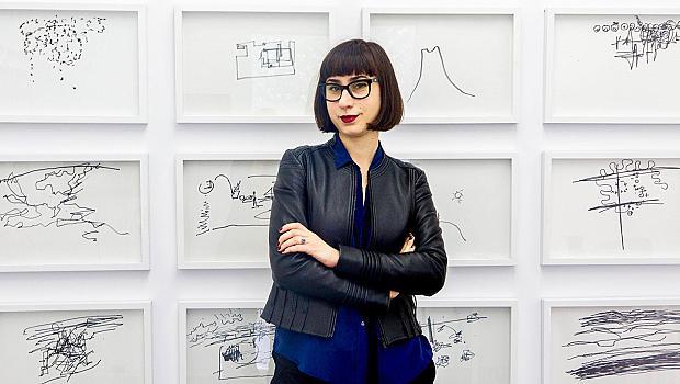 """Веселина Сариева: """"В света на изкуството или си творец, или не си"""""""