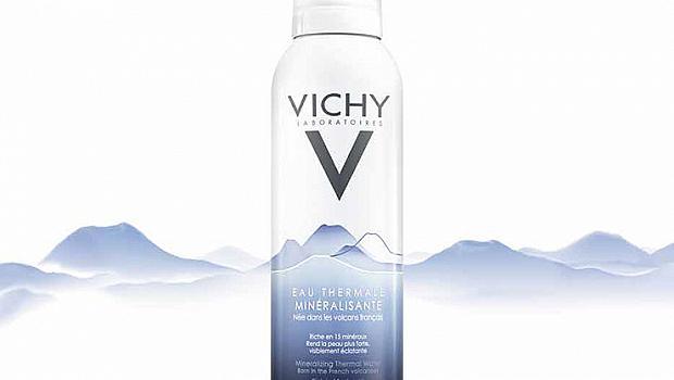 Термална вода Vichy дава нов живот на кожата