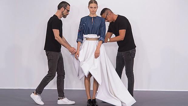 Париж: Viktor&Rolf Haute Couture FW 2015