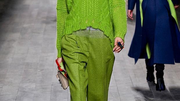 Днес избираме стил в неоново зелено