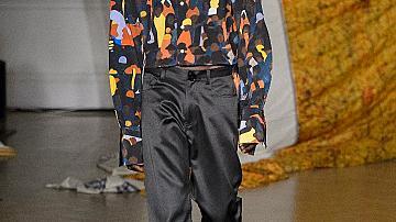 Най-доброто от London Fashion Week Men's AW18