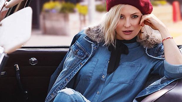 Кейт Хъдсън пуска собствена линия дрехи
